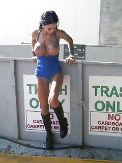 Hot Girls on Dress Porn Photos