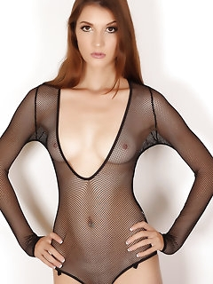 Hot and Slutty Girls in Fishnets