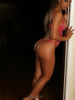 Spicy Latina Girls Posing Naked